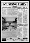 Mustang Daily, November 21, 1995