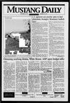 Mustang Daily, November 29, 1995
