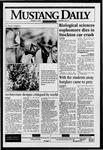 Mustang Daily, January 4, 1996