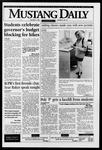 Mustang Daily, January 9, 1996