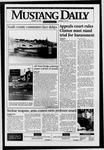 Mustang Daily, January 10, 1996