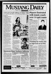 Mustang Daily, January 17, 1996