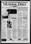 Mustang Daily, January 23, 1996