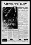 Mustang Daily, January 29, 1996