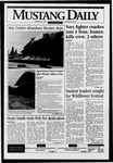 Mustang Daily, January 30, 1996