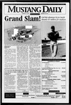 Mustang Daily, January 31, 1996