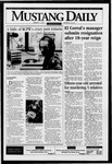 Mustang Daily, February 5, 1996