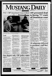 Mustang Daily, February 8, 1996