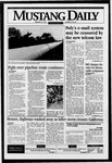 Mustang Daily, February 22, 1996
