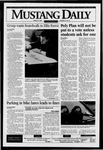 Mustang Daily, March 4, 1996