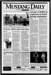 Mustang Daily, March 5, 1996