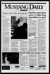 Mustang Daily, April 1, 1996