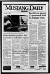 Mustang Daily, April 4, 1996