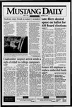 Mustang Daily, April 5, 1996