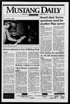 Mustang Daily, April 9, 1996