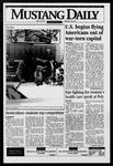 Mustang Daily, April 10, 1996