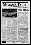 Mustang Daily, April 11, 1996