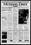 Mustang Daily, April 17, 1996
