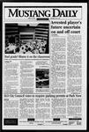 Mustang Daily, April 18, 1996