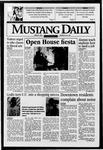 Mustang Daily, April 23, 1996