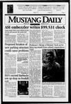 Mustang Daily, April 24, 1996