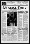 Mustang Daily, April 26, 1996