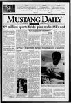 Mustang Daily, April 29, 1996