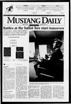 Mustang Daily, April 30, 1996