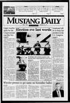 Mustang Daily, May 1, 1996