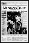 Mustang Daily, May 3, 1996