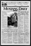Mustang Daily, May 9, 1996
