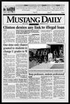 Mustang Daily, May 10, 1996