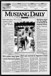 Mustang Daily, May 15, 1996