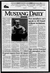 Mustang Daily, May 17, 1996