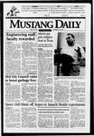 Mustang Daily, May 23, 1996