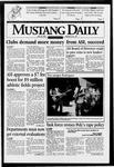 Mustang Daily, May 24, 1996