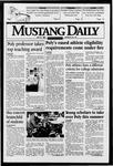Mustang Daily, May 29, 1996