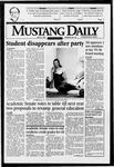 Mustang Daily, May 31, 1996