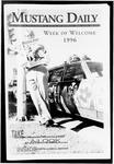 Mustang Daily, September 15-22, 1996