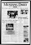 Mustang Daily, September 26, 1996