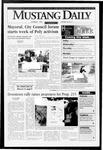 Mustang Daily, October 1, 1996
