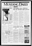 Mustang Daily, October 4, 1996