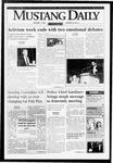 Mustang Daily, October 7, 1996