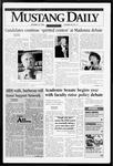 Mustang Daily, October 10, 1996