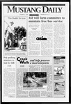 Mustang Daily, October 11, 1996