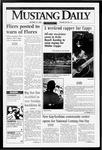 Mustang Daily, October 14, 1996