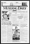 Mustang Daily, October 16, 1996