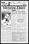 Mustang Daily, October 17, 1996