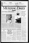 Mustang Daily, October 23, 1996