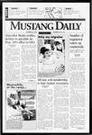 Mustang Daily, October 25, 1996